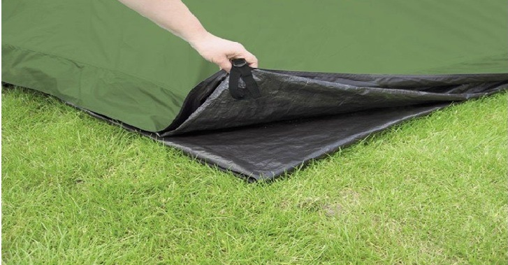 POLYPROP GROUND SHEETING FOR TENTS