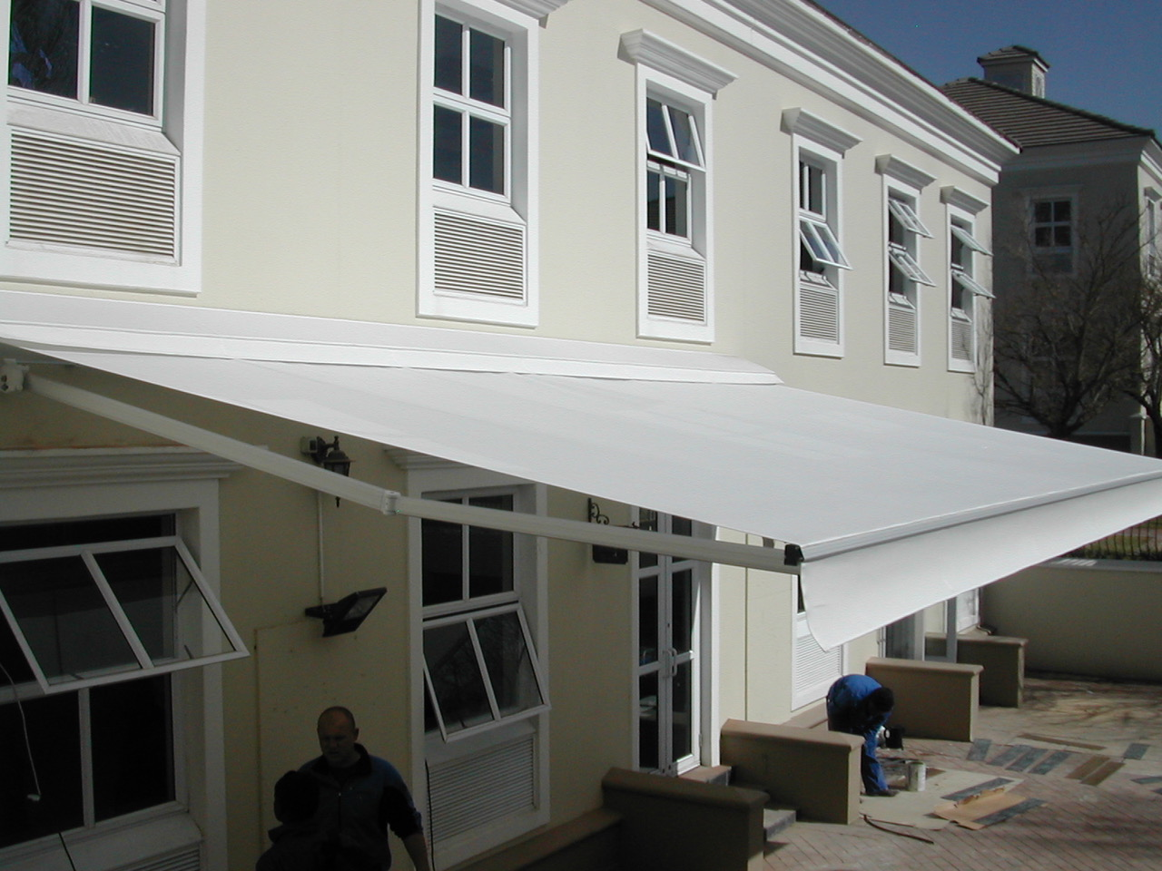 AWNING FABRIC - TEMPOTEST FABRIC | AWNING fABRIC | TENT ...